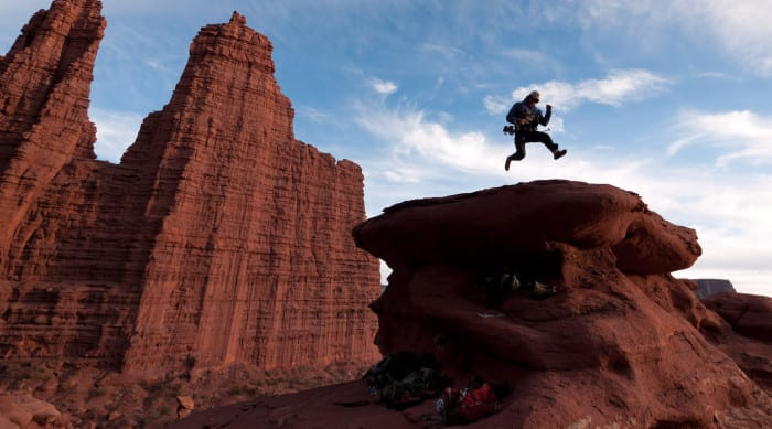 Picture of Moab Classic Crack Climbs