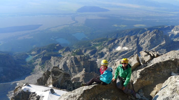 Picture of Overnight Alpine Summits in Teton Range